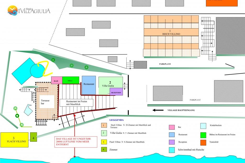 Microsoft Word - PIANTINA  villa giulia TEDESCO.doc